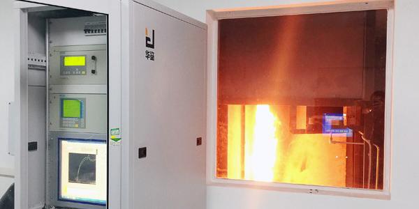 饰面型防火涂料燃烧性能检测