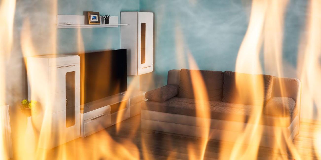 软体家具阻燃检测