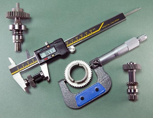 长度测量仪器校准