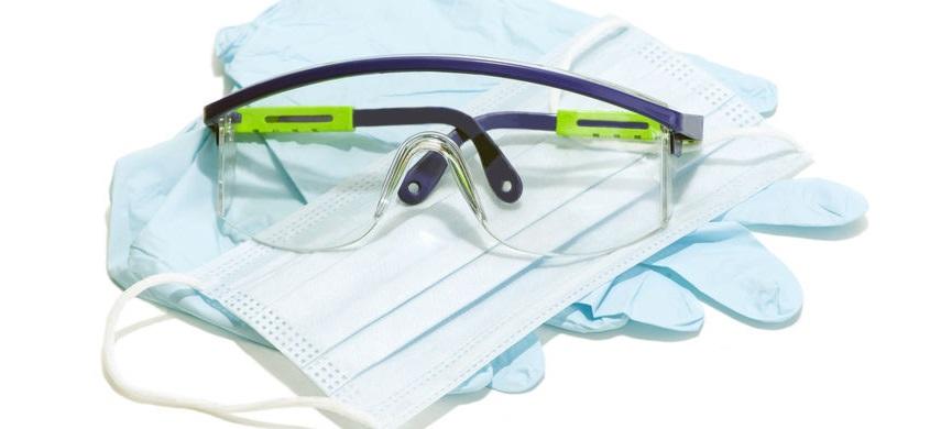 护目镜及面罩测试