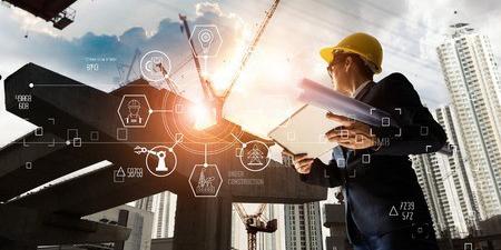 建立基准网监测