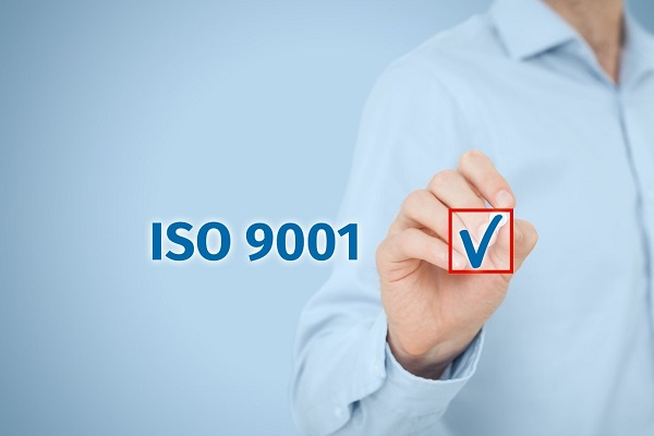 ISO 9001质量管理体系认证