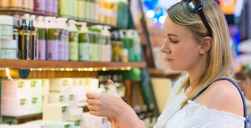 化妆品标签审核