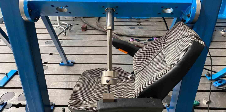 轨道交通车辆设备及部件结构强度测试