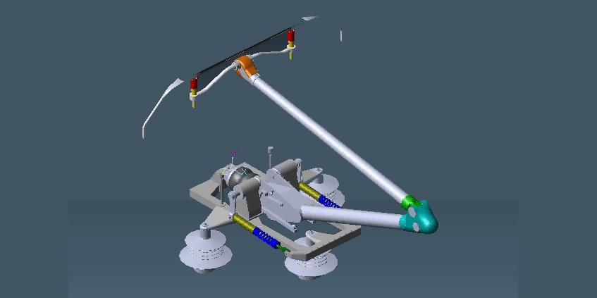 城市轨道交通初期运营前安全评估弓网关系测试