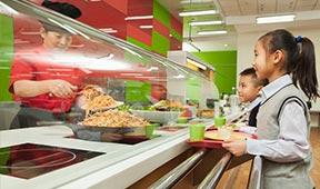学校食堂食品安全保障服务