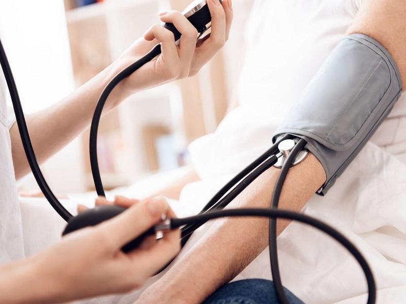 无创血压计的重复性